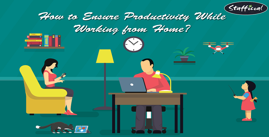 ensure productivity while working from home
