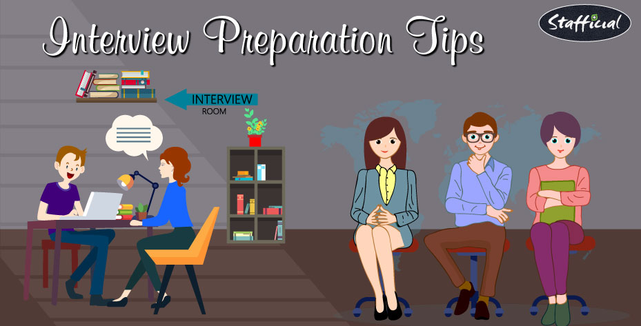 Job Interview Preparation Tips, Tricks, and Questions