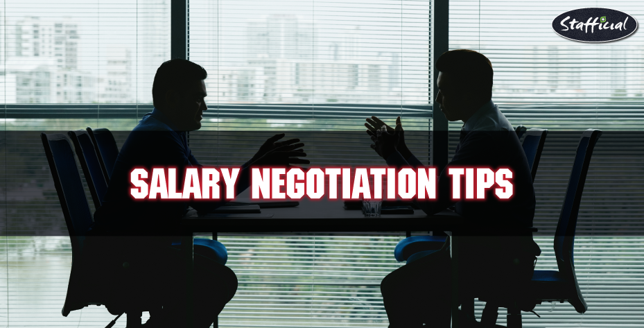 Tips for Salary Negotiation Counter Offer: Do It the Right Way