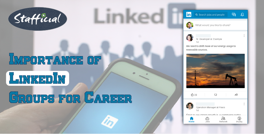 Importance of LinkedIn Groups for JobSeekers Career Enhancement